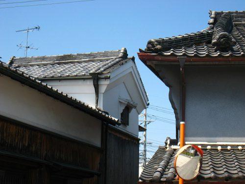歴史的街並み、土蔵、蔵造り