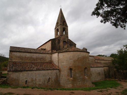 組積構造、ル・トロネ修道院
