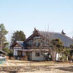 日本の屋根・本棟造り